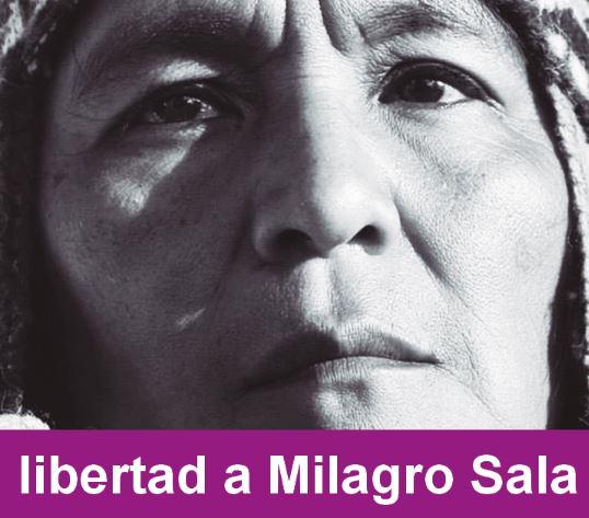 Milagro Sala, uma presa política na Argentina