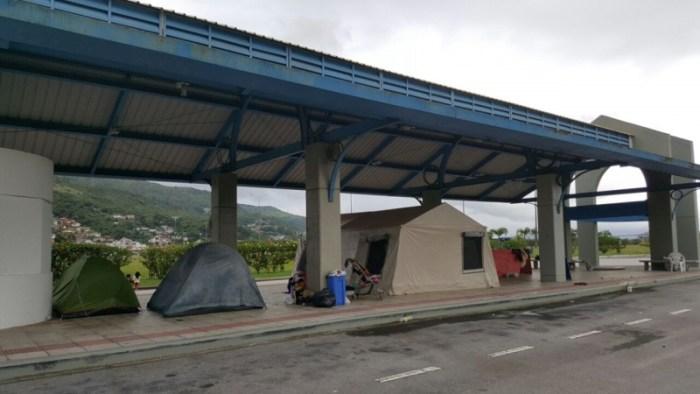Indígenas sofrem com descaso público em Florianópolis