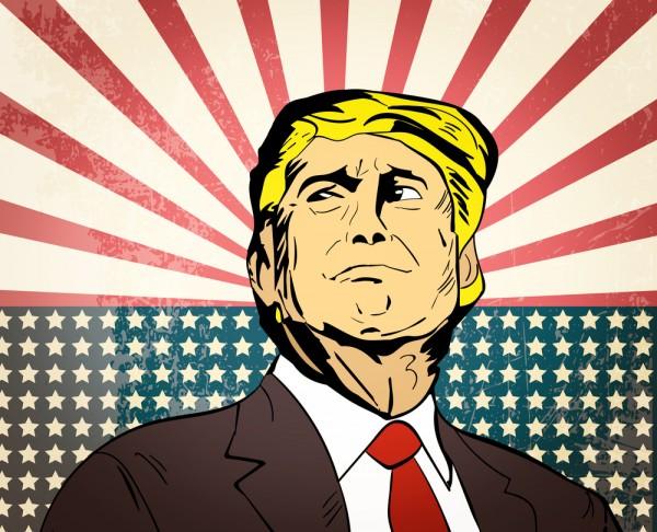 Sonhos de Trump vs realidade de Trump
