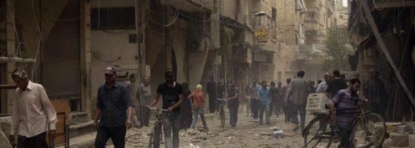 Genebra negocia para incluir o processo de transição política da Síria