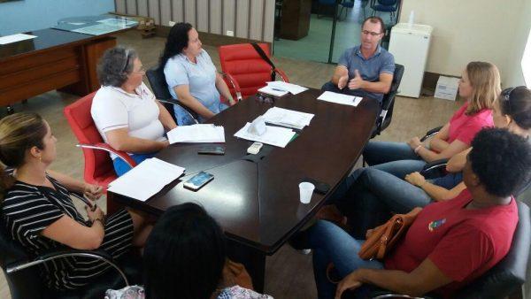 Guaramirim – Prefeito Luiz Chiodini sinaliza com a reposição da inflação
