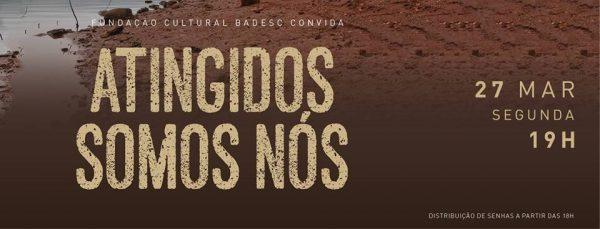Cineclube exibe filme sobre os impactos da hidrelétrica de Itá