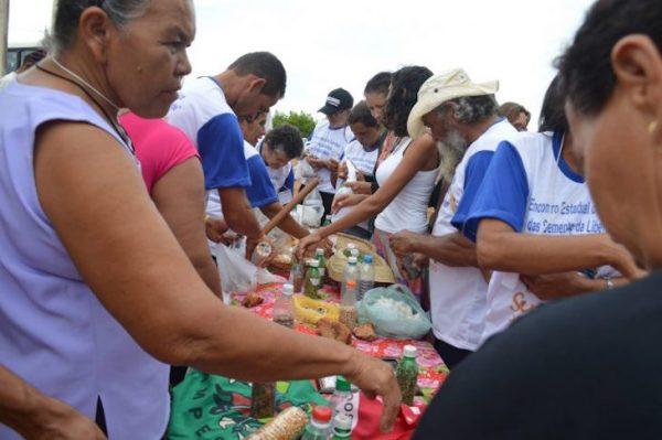 Guardiões de sementes crioulas realizam encontro no sertão sergipano