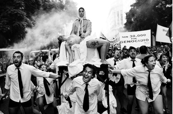 Macri é a ditadura