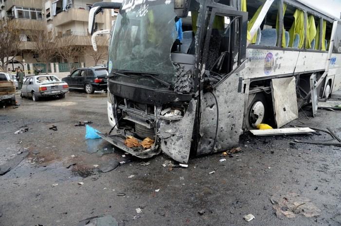 Atentado contra xiitas em Damasco, na Síria, deixa ao menos 44 mortos e mais de 120 feridos