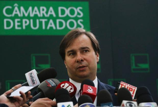 Maia: decisão não abrirá brecha para servidor federal ser excluído da reforma