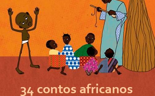 34 contos africanos estão disponíveis para download gratuito