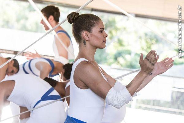 Na experiência pessoal, Roberta Oliveira crê que a dança inclusiva muda por inteiro o modo de conduzir a vida