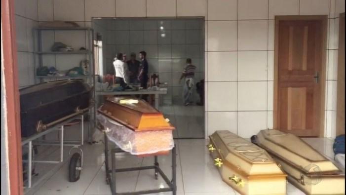 Os nove corpos das vítimas da chacina no MT têm sinais de tortura