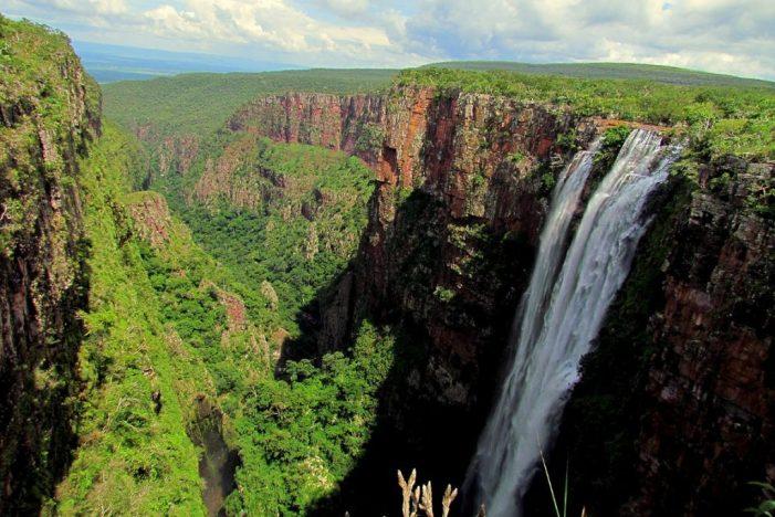 Parque que pode ser extinto abriga fazendas de Padilha