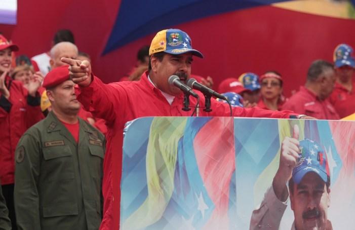 Venezuela sai da OEA