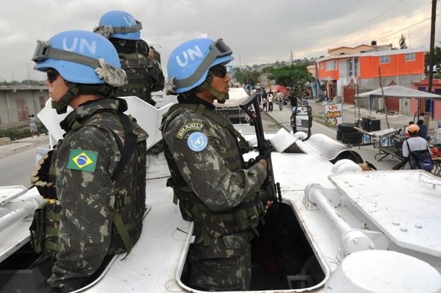 Conselho de Segurança da ONU determinou saída da Minustah, que ocupa o Haiti há 13 anos