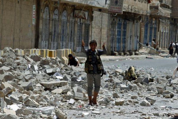 O martírio do Iêmen