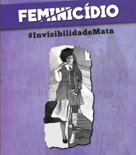 Livro: Feminicídio, Invisibilidade Mata – download gratuito