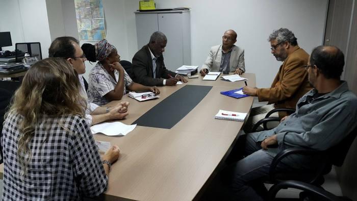 Grupo de Trabalho dos Imigrantes da Alesc ganha reforço no âmbito trabalhista