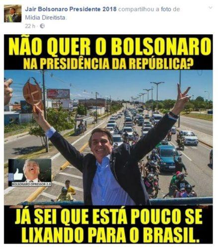 Como exército de voluntários se organiza nas redes para bombar campanha de Bolsonaro a 2018