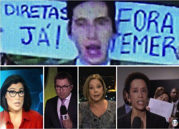 Delações da JBS deixam nu o jornalismo da Globo