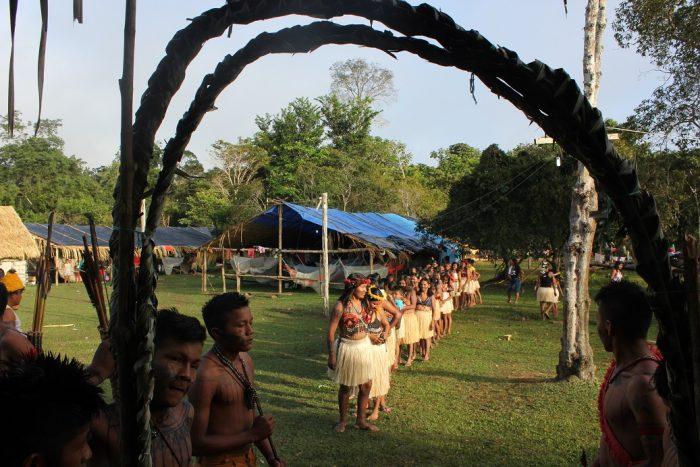 II Encontro de Mulheres Munduruku do Alto Tapajós