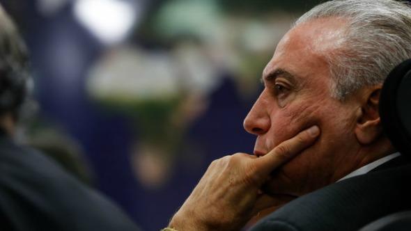 PSDB dará ultimato a Temer e sugere renúncia