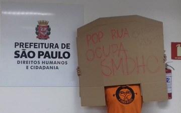Doria expulsa ativistas da Secretaria de Direitos Humanos após demissão da titular da pasta