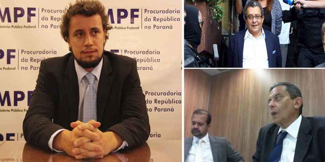 Advogado que orientou delação de Santana contra Lula e Dilma é irmão de Procurador da Lava Jato