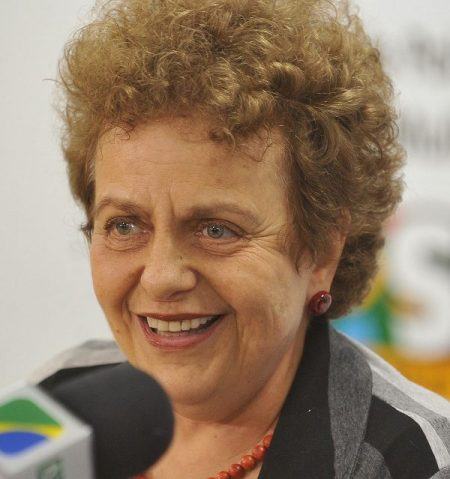 Nota de apoio à ex-ministra Eleonora Menicucci