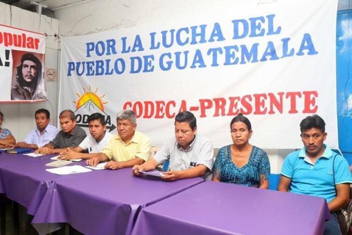 Guatemala em paralisação geral nessa terça-feira