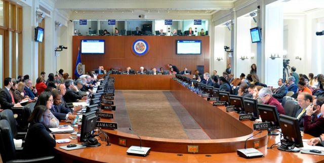 OEA: Notas para uma história de infâmia