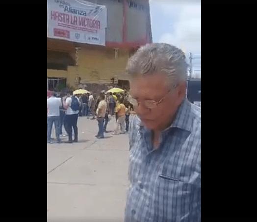 Três partidos se reúnem em Honduras para tentar derrocar a ditadura de Juan Orlando Hernández