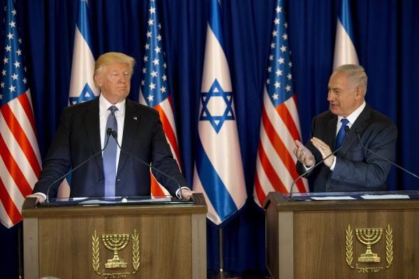 Visita de Trump a Israel: Reforço da aliança e protestos palestinos