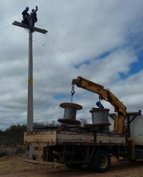 Energia elétrica chega aos município de Sobradinho após 40 anos da instalação da barragem