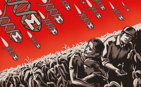 Le Monde: as práticas irregulares da Monsanto