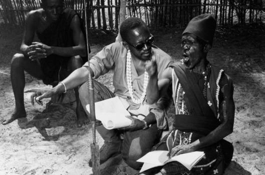 Sembene inventou um novo Cinema para África (Fonte: Africa Is A Country)