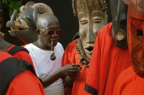 Sembene faleceu e deixou projectos inacabados (Fonte: Telegraph)