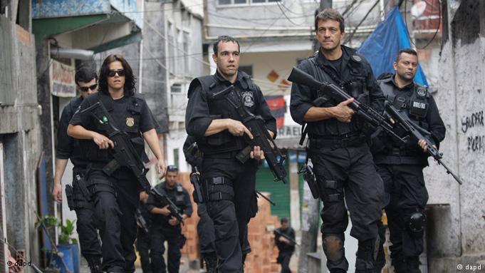 Estado do Rio registrou um crime a cada 39 segundos em 2016