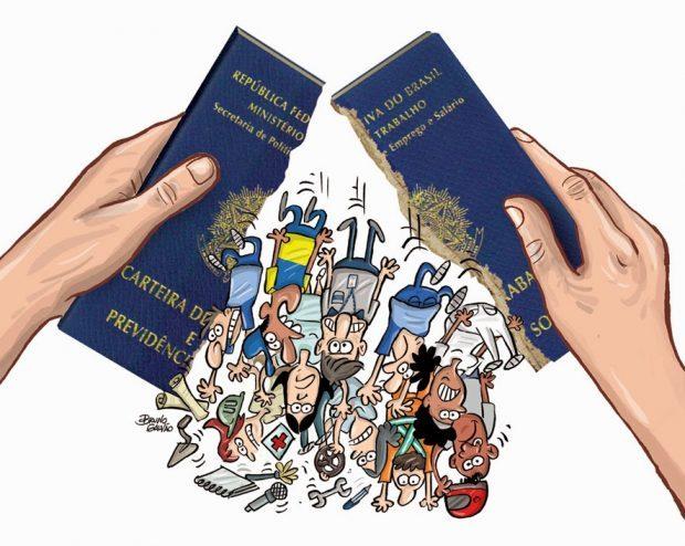 Desemprego recorde na RMSP e no Brasil: desperdício do bônus demográfico