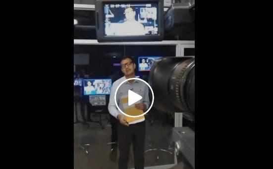 """Repórter de Desacato em Honduras dá entrevista sobre a """"denúncia"""" que pesa sobre ele"""