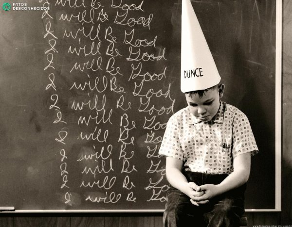 Como a punição está presente nas escolas de hoje?