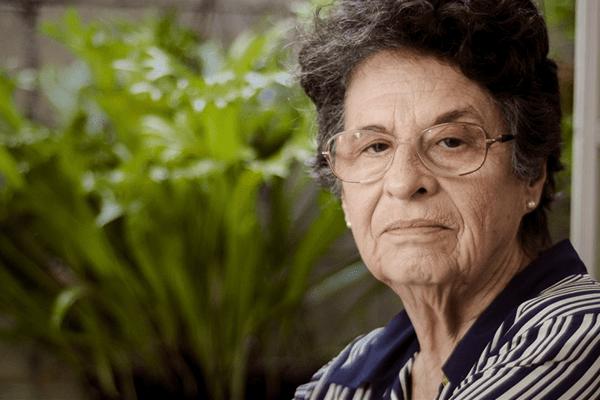 Maria Valéria Rezende, uma das organizadoras do Mulherio das Letras. Foto: Adriano Franco/Divulgação