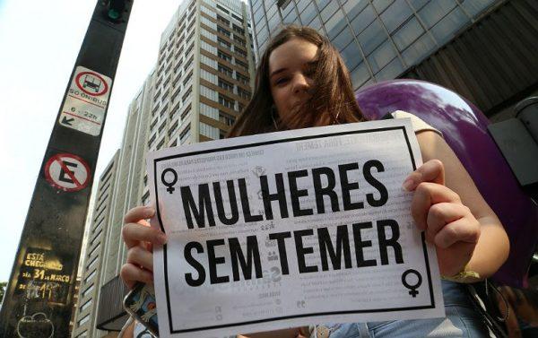 São Paulo: Mulheres saem às ruas pelo Fora Temer e por diretas já no domingo