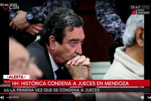 Argentina: Histórica condena contra juízes por crimes de lesa humanidade