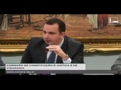 Acompanhe ao vivo sessão da CCJ da Câmara que analisa denúncia contra Temer