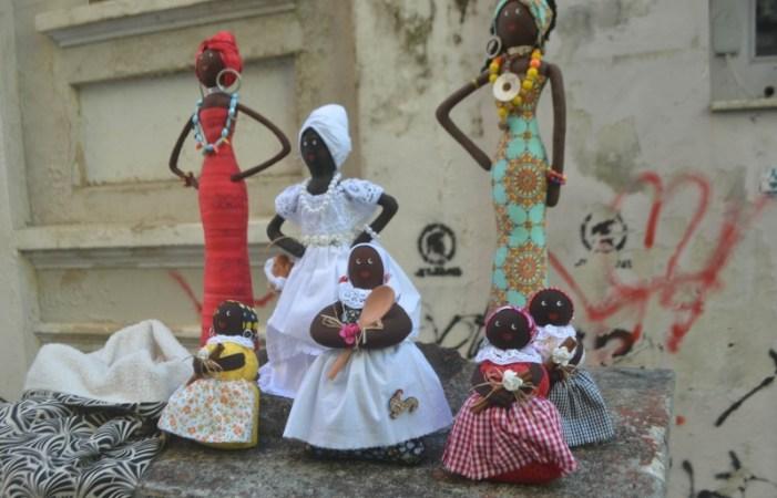 Escadaria do Rosário terá feira afro-artesanal toda terça