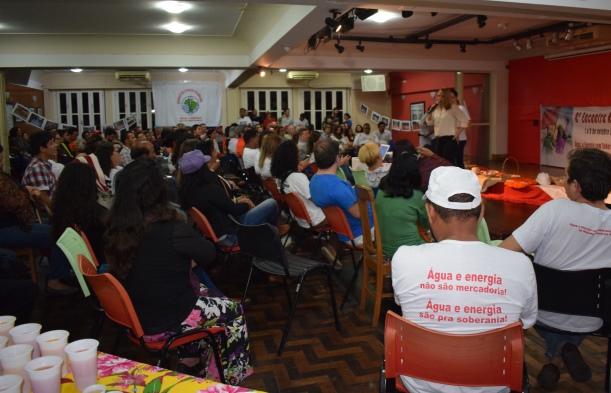 MAB recebe parceiros em ato político de lançamento do Encontro Nacional no Rio de Janeiro
