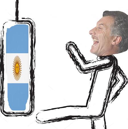 A Argentina também faz parte do Plano Condor 2
