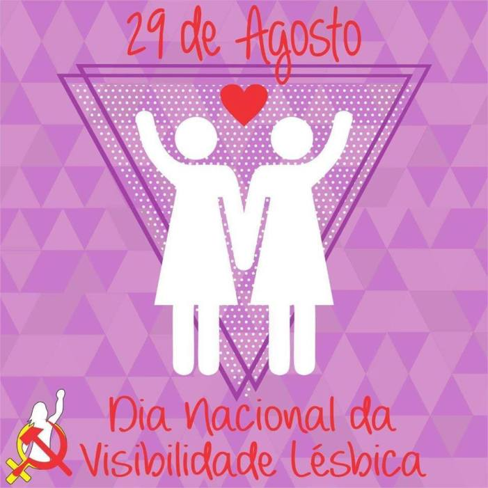 29 de agosto, dia nacional de visibilidade lésbica