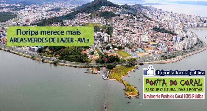 Reunião + Limpeza Comunitária na Ponta do Coral (01/10)