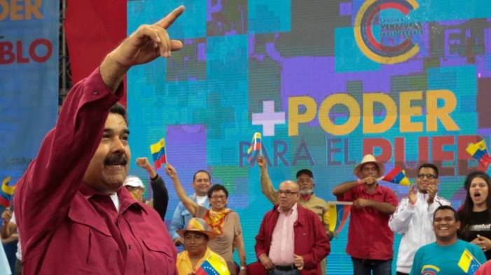 Venezuela: Constituinte para aprofundar a revolução popular e defender a pátria