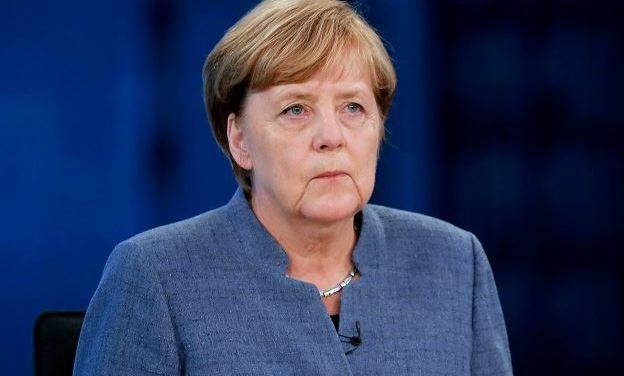 Angela Merkel vence eleições alemãs com 33,5% dos votos