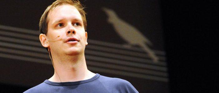 'Perdemos a internet para os capitalistas', diz cofundador do Pirate Bay